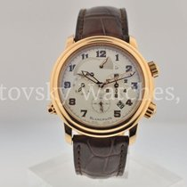 Blancpain Léman Rose gold United States of America, California, Beverly Hills
