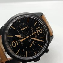 Bell & Ross Chronograph 41mm Automatic pre-owned Vintage Black