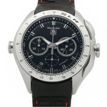 TAG Heuer SLR Steel 44mm Black