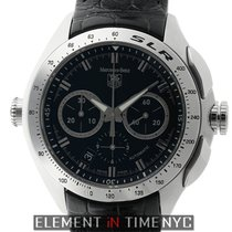 TAG Heuer SLR Steel 44mm Black United States of America, New York, New York