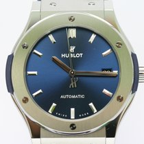 Hublot Classic Fusion Blue Titanio 45mm Azul Sin cifras España, Santander