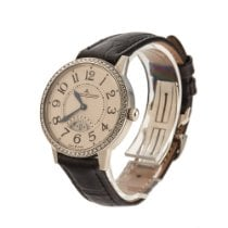 Jaeger-LeCoultre Rendez-Vous pre-owned 34mm Leather
