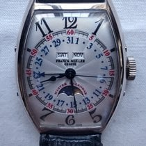 Franck Muller White gold Automatic 5850 MC L pre-owned United States of America, Alabama, PA