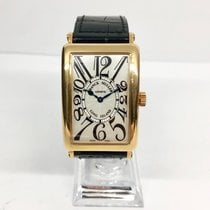 Franck Muller Yellow gold 30mm Automatic 1000 SC pre-owned Singapore, Singapore