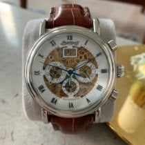 Ingersoll Steel 42mm Automatic IN2700WH pre-owned