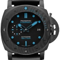 Panerai Carbon Automatic new Luminor GMT Automatic