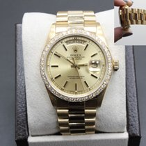 Rolex 18038 Yellow gold Day-Date 36 36mm pre-owned United States of America, California, San Diego
