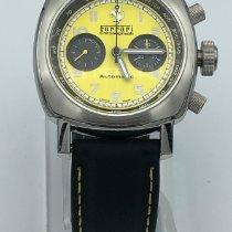 Panerai Ferrari Steel 45mm Yellow Arabic numerals United States of America, California, Los Angeles