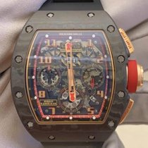 Richard Mille RM011 Roségoud RM 011 tweedehands