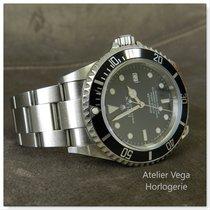 Rolex Sea-Dweller Acier 40mm Noir Sans chiffres France, Bastia