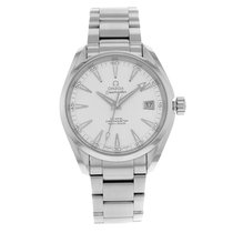 Omega pre-owned Automatic 41mm Silver 15 ATM