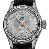 Oris Big Crown Pointer Date Zeljezo 29mm Srebro