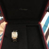 Cartier Acero y oro 28mm Automático 2302 usados México, Zapopan