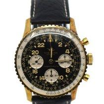Breitling Navitimer Cosmonaute Steel 41mm Black Arabic numerals United States of America, New York, New York
