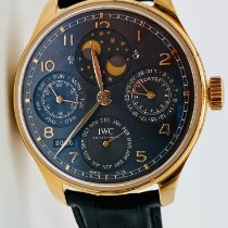 IWC Portuguese Perpetual Calendar IW503404 New Rose gold 44.2mm Automatic