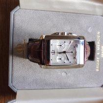 Baume & Mercier Hampton 28mm Weiß Arabisch Deutschland, Schliersee