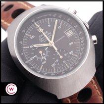 Omega Speedmaster Mark II Steel 41mm Black No numerals