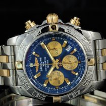 Breitling Chronomat 44 Or/Acier 44mm Bleu France, TOULOUSE