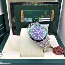 Rolex Submariner Date new 2009 Automatic Watch with original box and original papers 16610LV