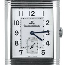 Jaeger-LeCoultre Reverso Grande Taille Steel 26mm Silver United States of America, New York, Smithtown