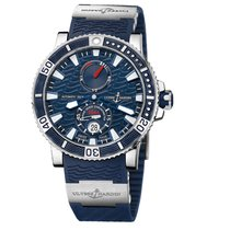 Ulysse Nardin Maxi Marine Diver Titanium 45mm Blue United Kingdom, London