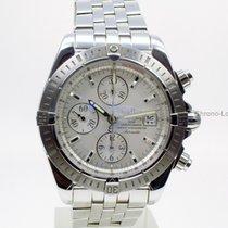 Breitling Chronomat Evolution Stahl 44mm Silber Deutschland, Weißenhorn