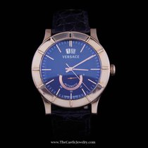 Versace Acron Big Automatic Watch with Date