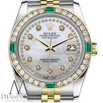 Rolex Gold/Steel 31mm Automatic 68273 pre-owned United States of America, New York, New York