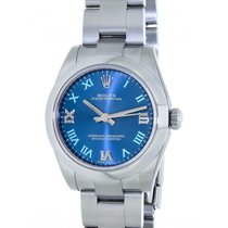 Rolex Oyster Perpetual, 177200 Steel, 31mm