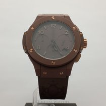 Hublot Big Bang Chronograph Chocolate Ceramic 41MM