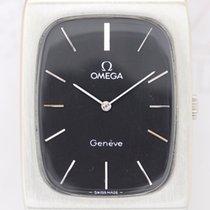 Omega Genève gebraucht 30mm Stahl