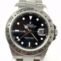 Rolex EXPLORER II 16570 GMT AUTOMATIC GENTS WATCH YEAR 2005