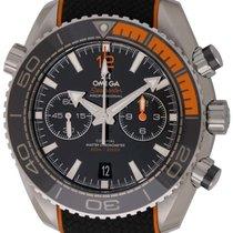 Omega : Seamaster Planet Ocean Master Chronometer Chronograph...