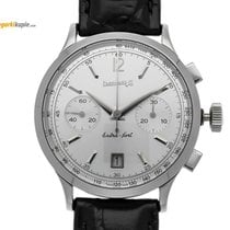 Eberhard & Co. Extra-Fort Stahl 41,00mm Silber