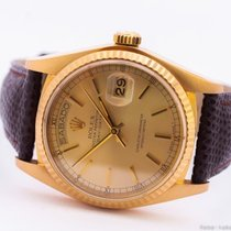 Rolex Oyster Perpetual Day-Date 18k Gold/ Box