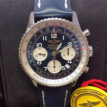 Breitling Navitimer Steel 42mm Blue Arabic numerals United Kingdom, Wilmslow