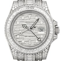 "Rolex GMT-Master II ""ICE"" Custom"