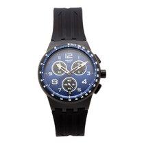 Swatch 42mm Quartz new Blue