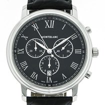 Montblanc Tradition Steel 42mm Black