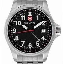 Wenger 44mm Quartz 72098 yeni