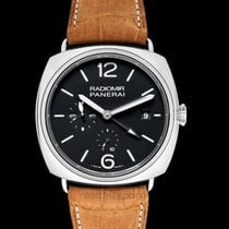 Panerai Steel 47mm Manual winding PAM00323 new