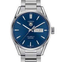 TAG Heuer Carrera Calibre 5 WAR201E.BA0723 2018 new