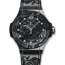 Hublot Big Bang Broderie 343.SS.6570.NR.BSK16 new