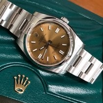 Rolex Oyster Perpetual 36 Steel 36mm No numerals