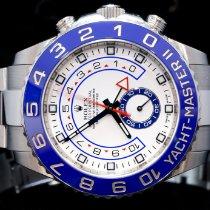 Rolex Yacht-Master II Steel 44mm White No numerals United Kingdom, Essex