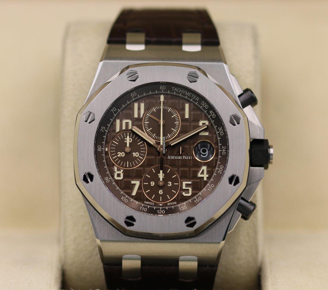 5d563d5712d Audemars Piguet Royal Oak Offshore - all prices for Audemars Piguet Royal  Oak Offshore watches on Chrono24