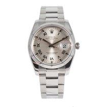 Rolex Oyster Perpetual Date 115210 2007 używany