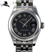 Rolex Lady-Datejust Steel 26mm Black United States of America, California, Los Angeles