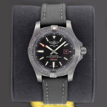 Breitling Avenger Blackbird 44 Steel 44mm Black United States of America, New York, Airmont
