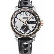 Chopard Grand Prix de Monaco Historique Titanium 44.5mm Grey No numerals